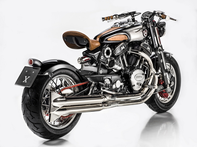Matchless Model X Reloaded